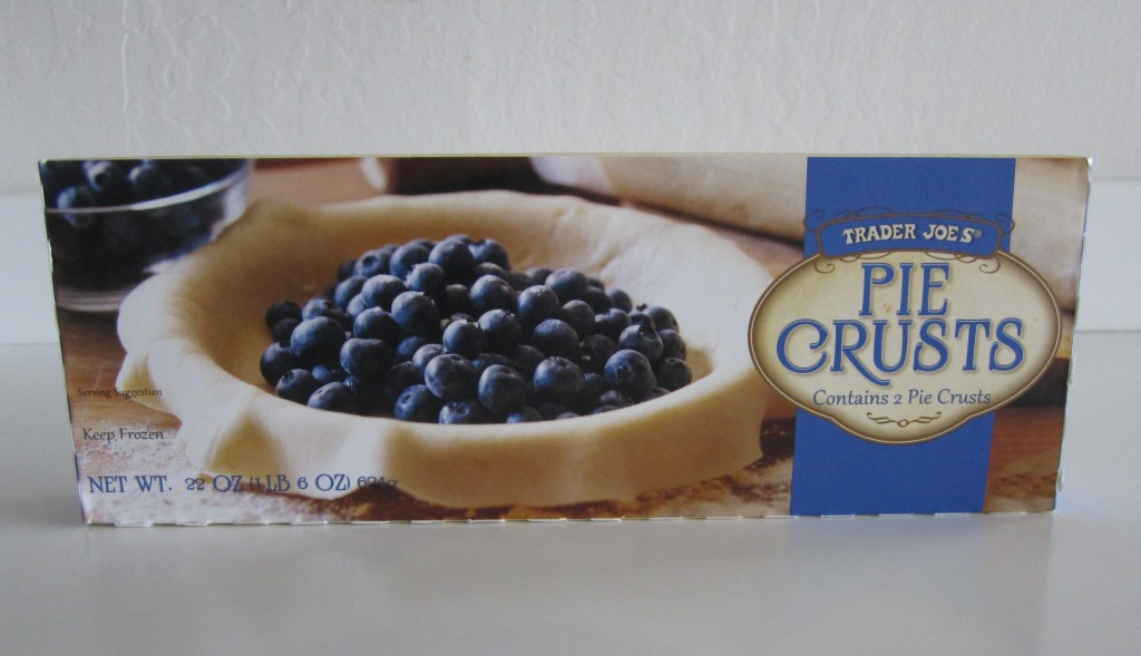 Trader Joe's Frozen Pie Crusts