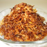CaraPiaz Dagh • پیاز داغ • Crispy Caramelized Onion | Fae's Twist & Tango