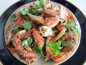 Dungeness Crab Fae's Twist & Tango