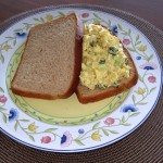 Curried Chicken Salad - Fae's Twist & Tango