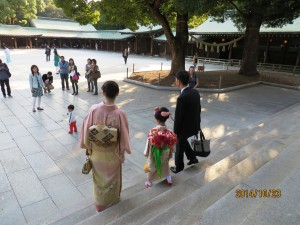 Meiji Shrine | Fae's Twist & Tango