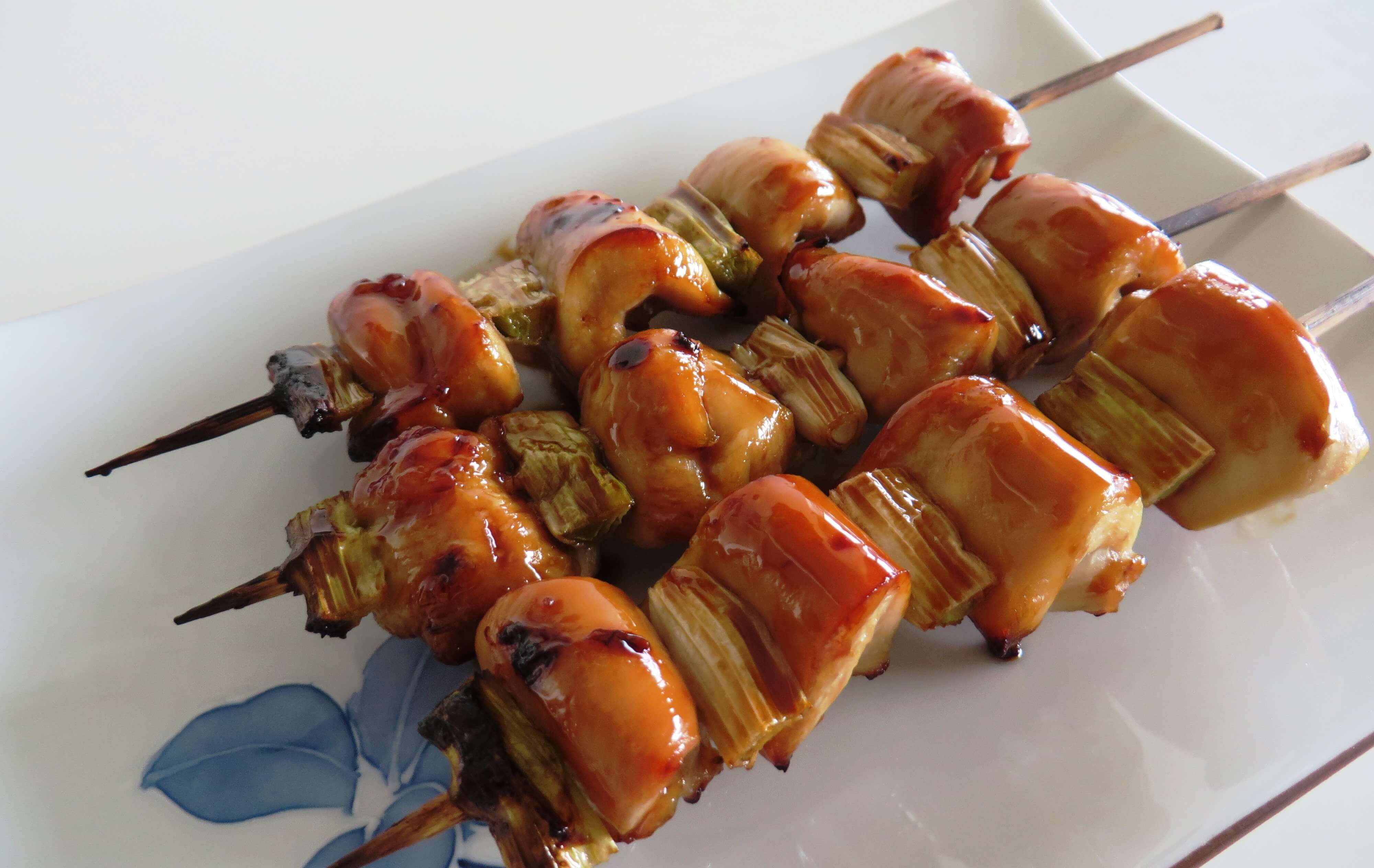 Image result for Yakitori