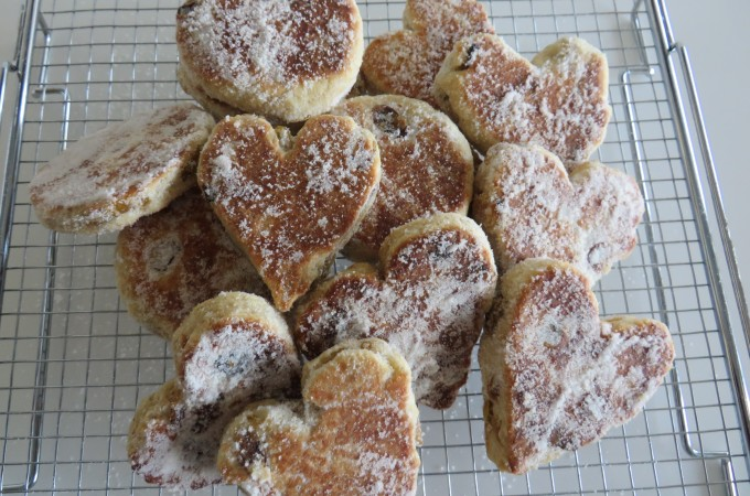 Welsh Cakes(Wales)