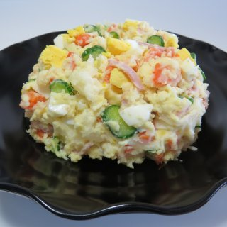 Japanese Potato Salad  •  ポテトサラダ