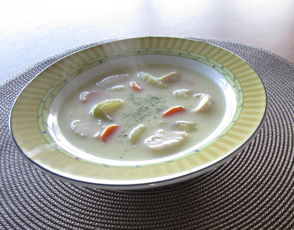 Avgolemono Soup | Fae's Twist & Tango