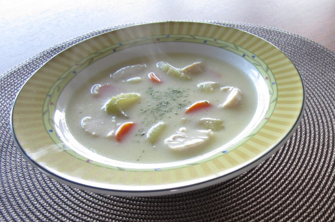 Avgolemono Soup Fae's Twist & Tango