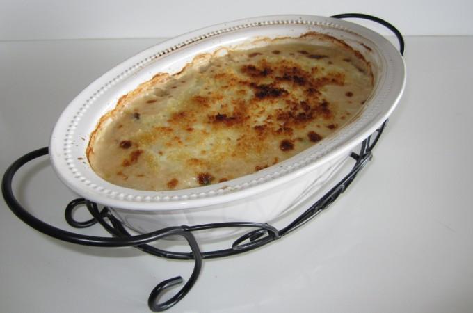 Cauliflower Gratin Fae's Twist & Tango