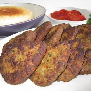 Kotlet  •   کتلت  •  Persian Cutlets