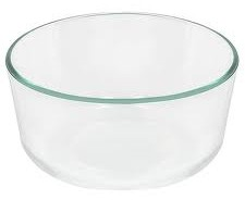 Pyrex round 6~7-cups