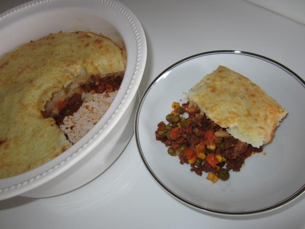 Shepherd's Pie Fae's Twist & Tango