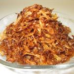 CaraPiaz Dagh • پیاز داغ • Crispy Caramelized Onion | Fae's Twist & Tango