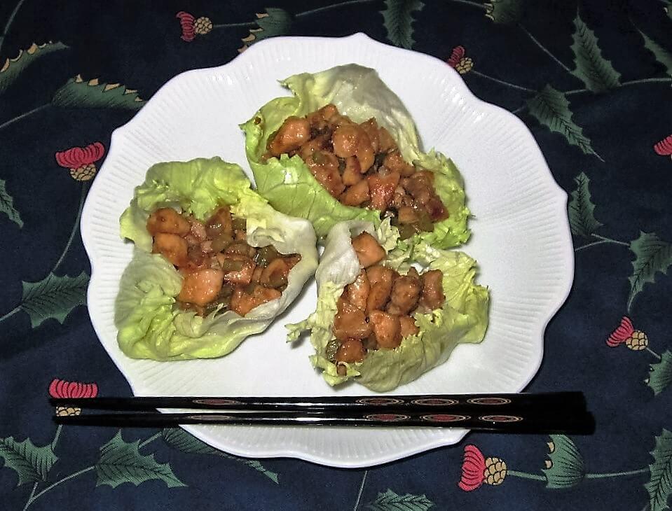 Chicken in Lettuce Cups | Fae Twist & Tango (fae-magazine.com)