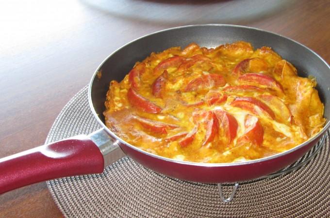 Tomato Omelette | Fae's Twist & Tango