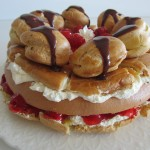Pate a Choux – Delux St. Honore Cake | Fae's Twist & Tango