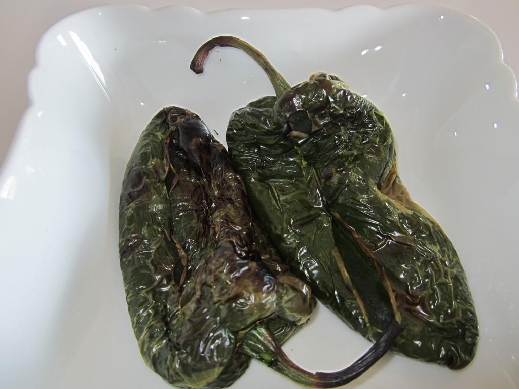 Chiles en Nogada, Guaymas, Tiburon, California