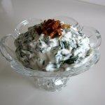 Borani'e Esfenaj • برانی اسفناج • Yogurt with Spinach | Fae's Twist & Tango (fae-magazine.com)