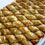 Baghlava Persian Style Baklava باقلوا ایرانی   Fae's Twist & Tango