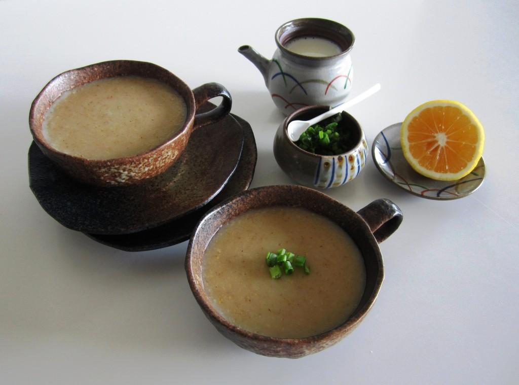 Ash'e Jo • آش جو Pearled Barley Soup Fae's Twist & Tango