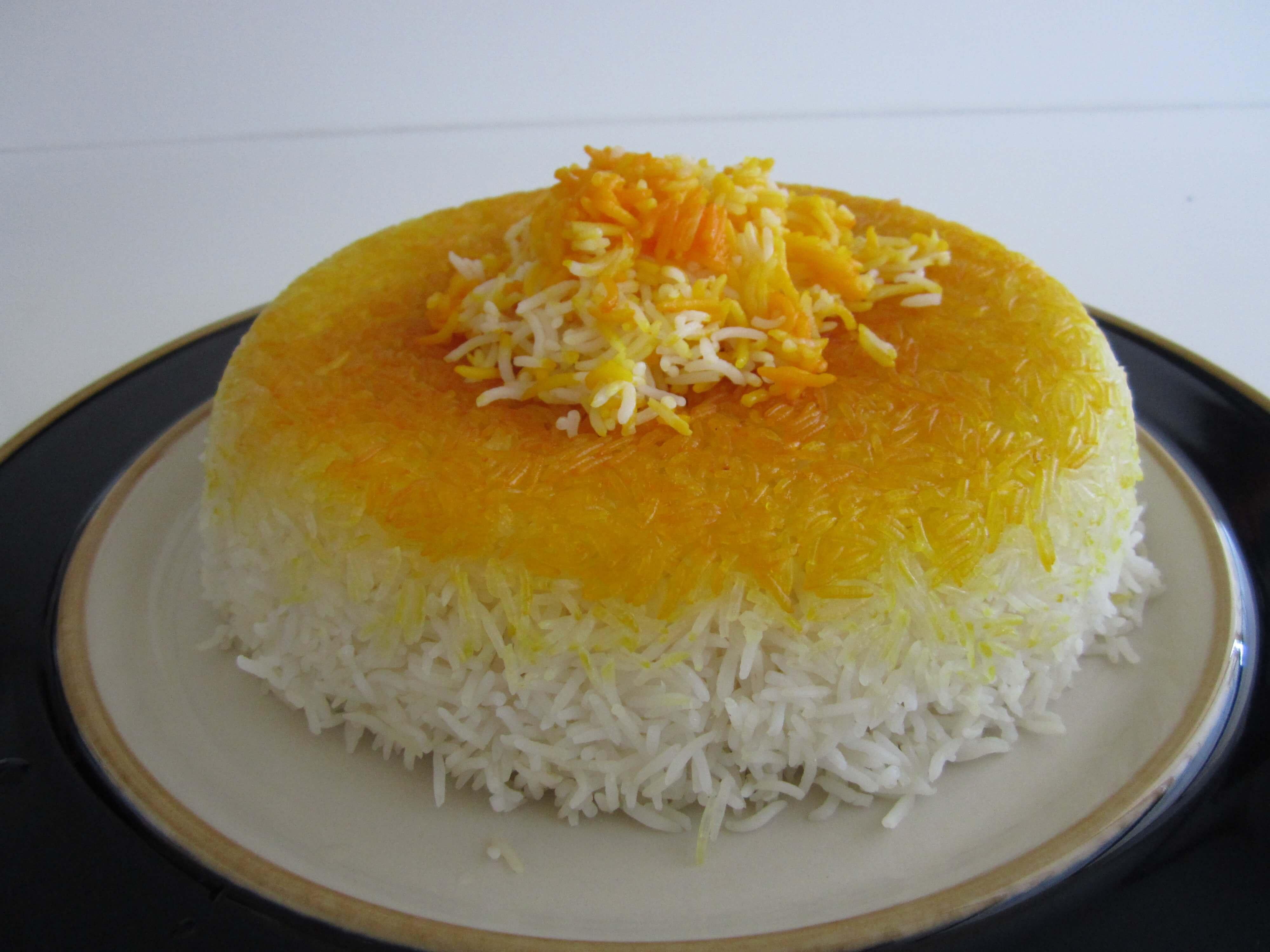 Iranian Apple Cake Recipe