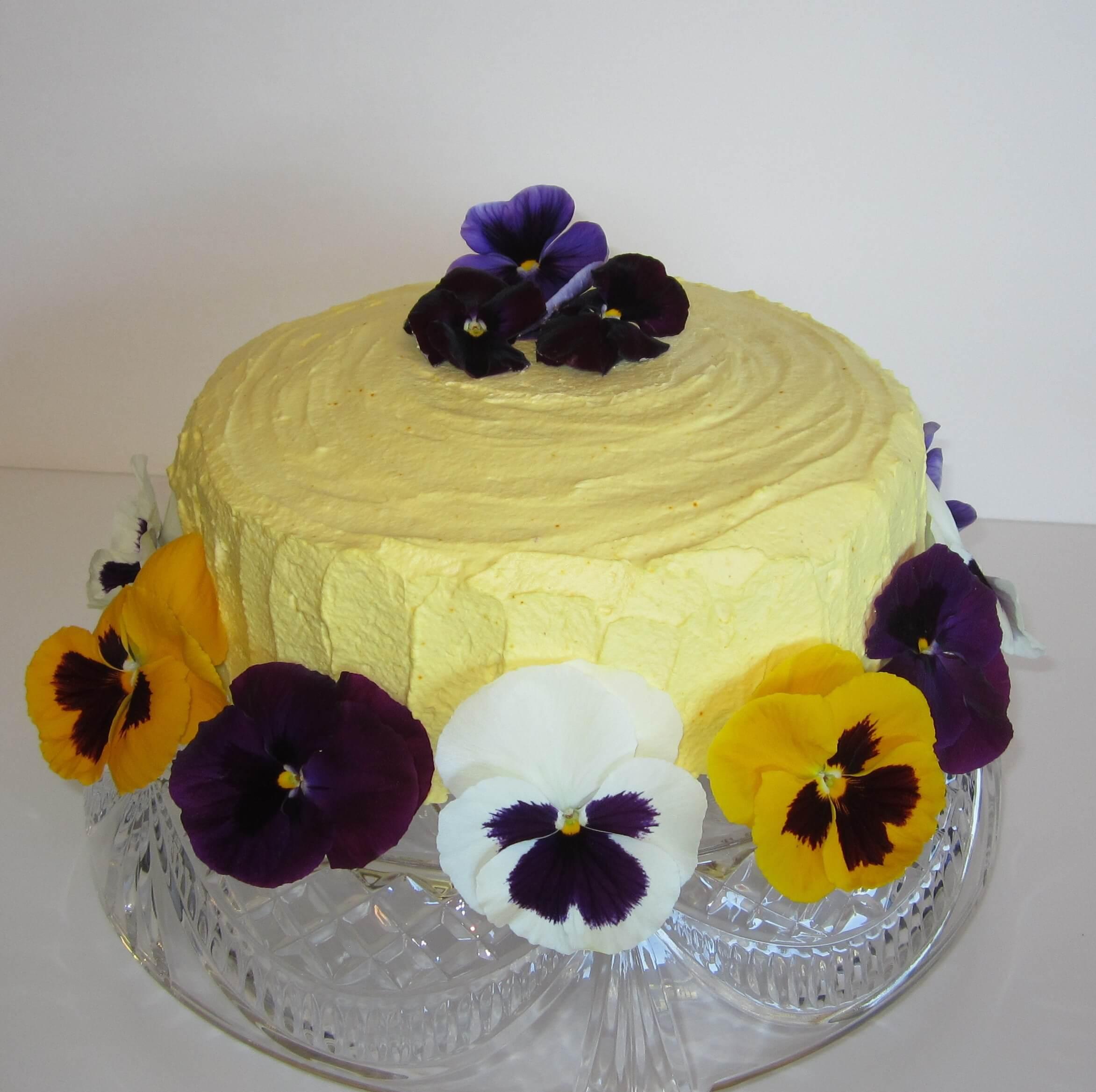 Iranian Love Cake Recipe