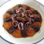 Peach Stew • Khoresh'e Hulu • خورشت هلو Fae's Twist & Tango