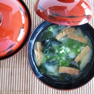 Dashi &  Miso Soup • だし, みそしる/味噌汁