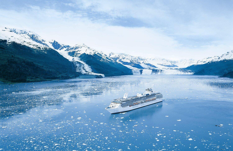 Alaska Glacier Bay Fae S Twist Amp Tango