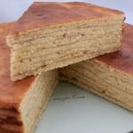 Baumkuchen - Tree Cake - Schichttorte