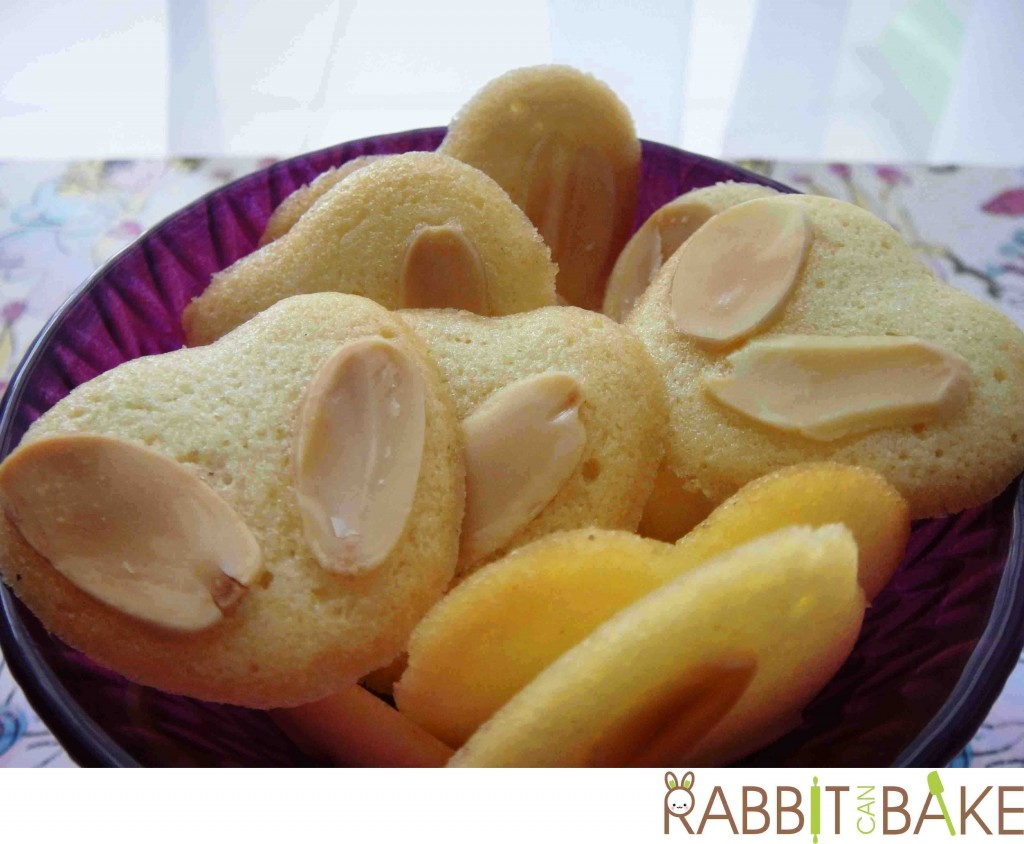 Almond Tuile(France)- GUEST POST -