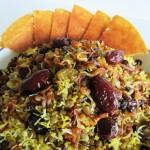 Lentil Rice • Adas Polo • عدس پلو | Fae's Twist & Tango (fae-magazine.com)
