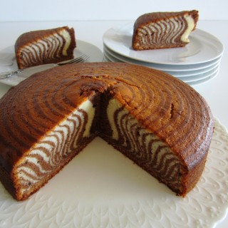 Zebra Cake   •   کیک گورخر؟