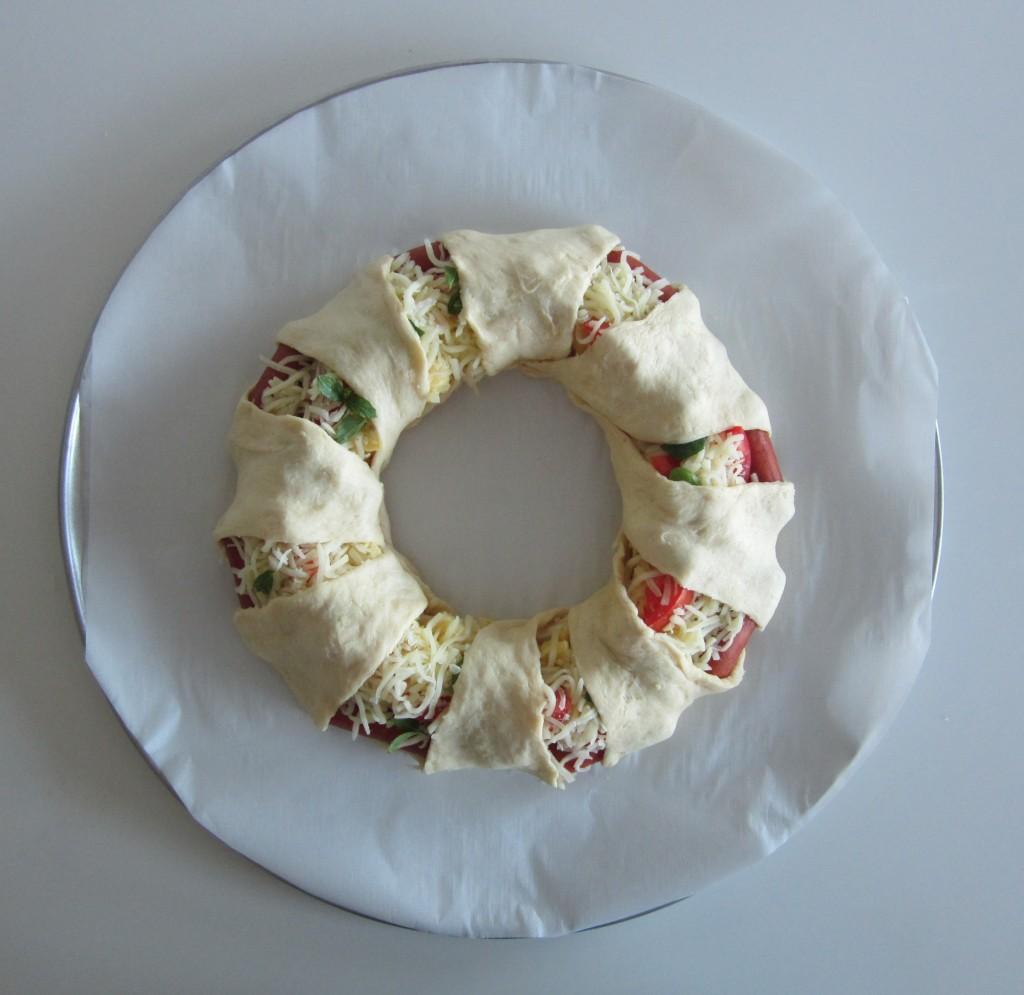 Breakfast Ring Fae's Twist & Tango