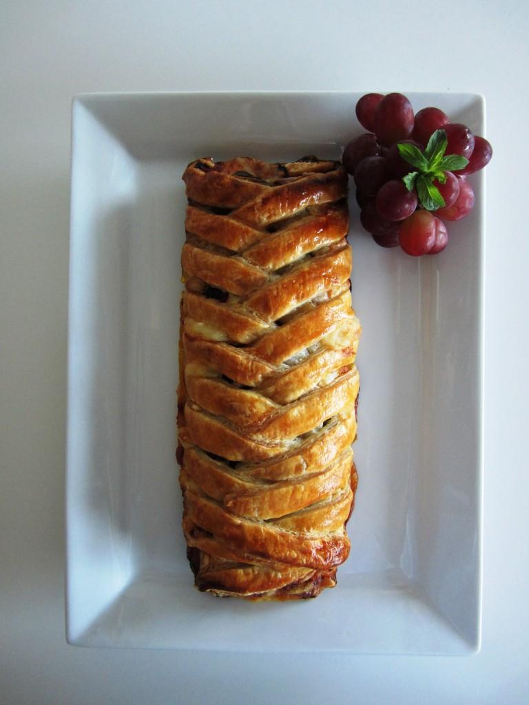 Braided Savory Puff Pastry Fae's Twist & Tango