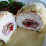 Chicken Cordon Bleu(Switzerland)
