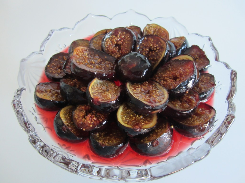 Roasted Figs Fae's Twist & Tango