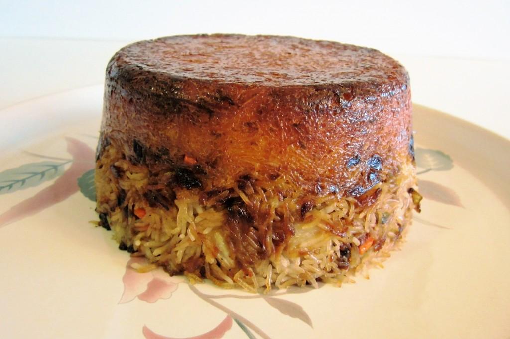 Kalam Polo • کلم پلو • Cabbage Rice | Fae's Twist & Tango