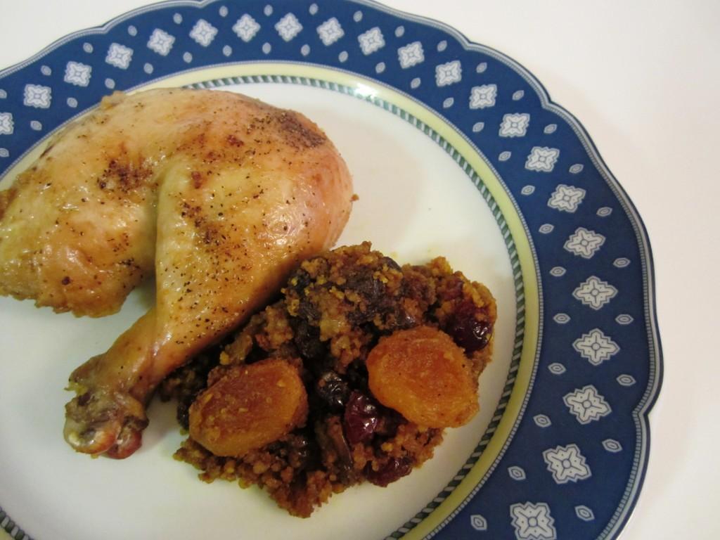 Roasted Chicken Fae's Twist & Tango