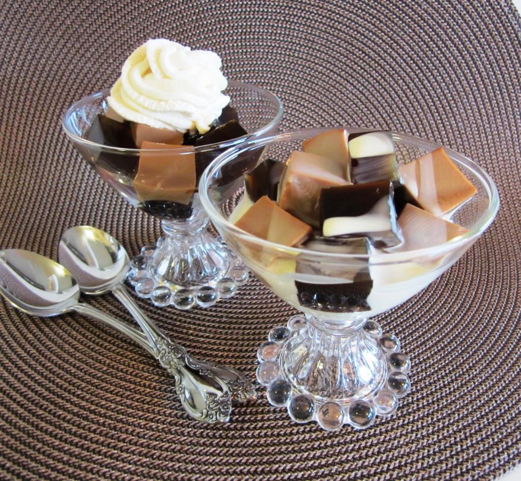 Coffee Jelly コーヒーゼリー Fae's Twist & Tango
