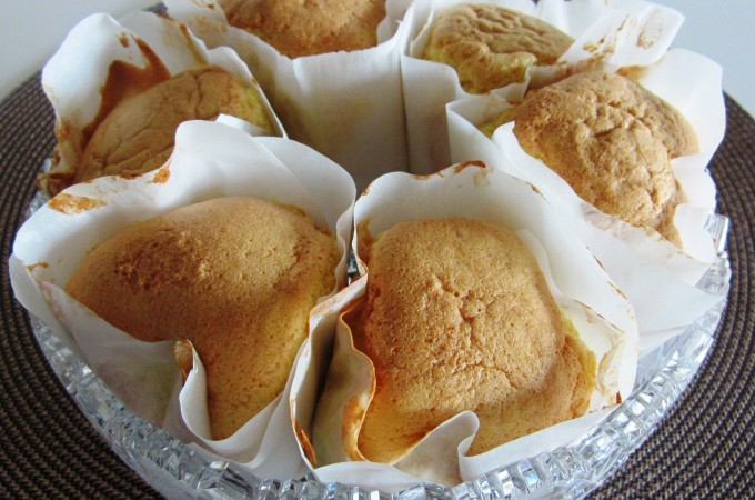 Paper Wrapped Sponge Cake Fae's Twist & Tango