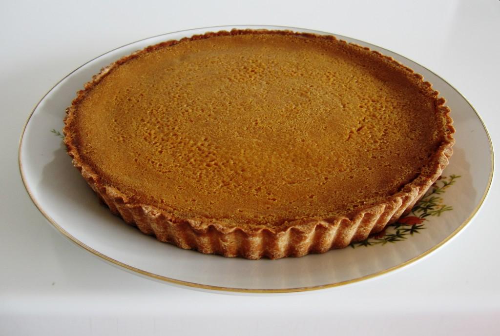 pumpkin-tart