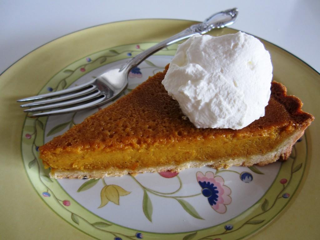 Pumpkin Tart(U.S.A.)