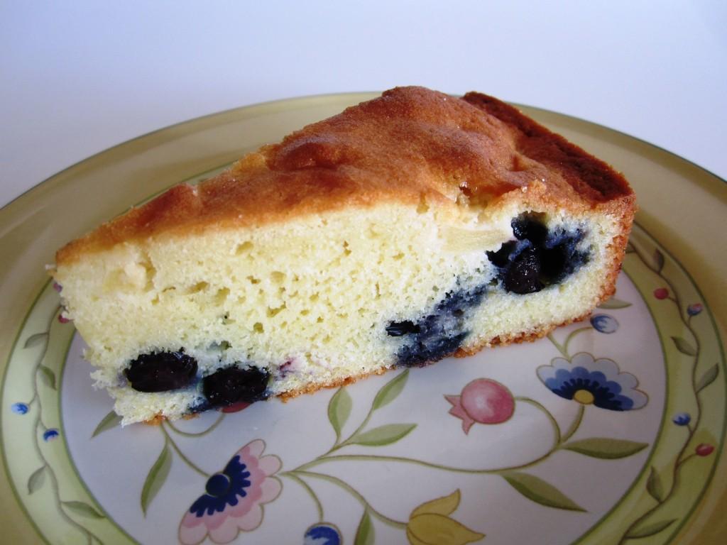 Butter Cake | Fae's Twist & Tango