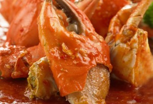 Chilli Crab is listed at number 35 on World's 50 most delicious foods, complied by CNN Go in 2011. Being a featured dish of Singapore, this popular seafood is a must try dish to complete the journey of local food discovery for any travelers. ~The Best Singapore.com