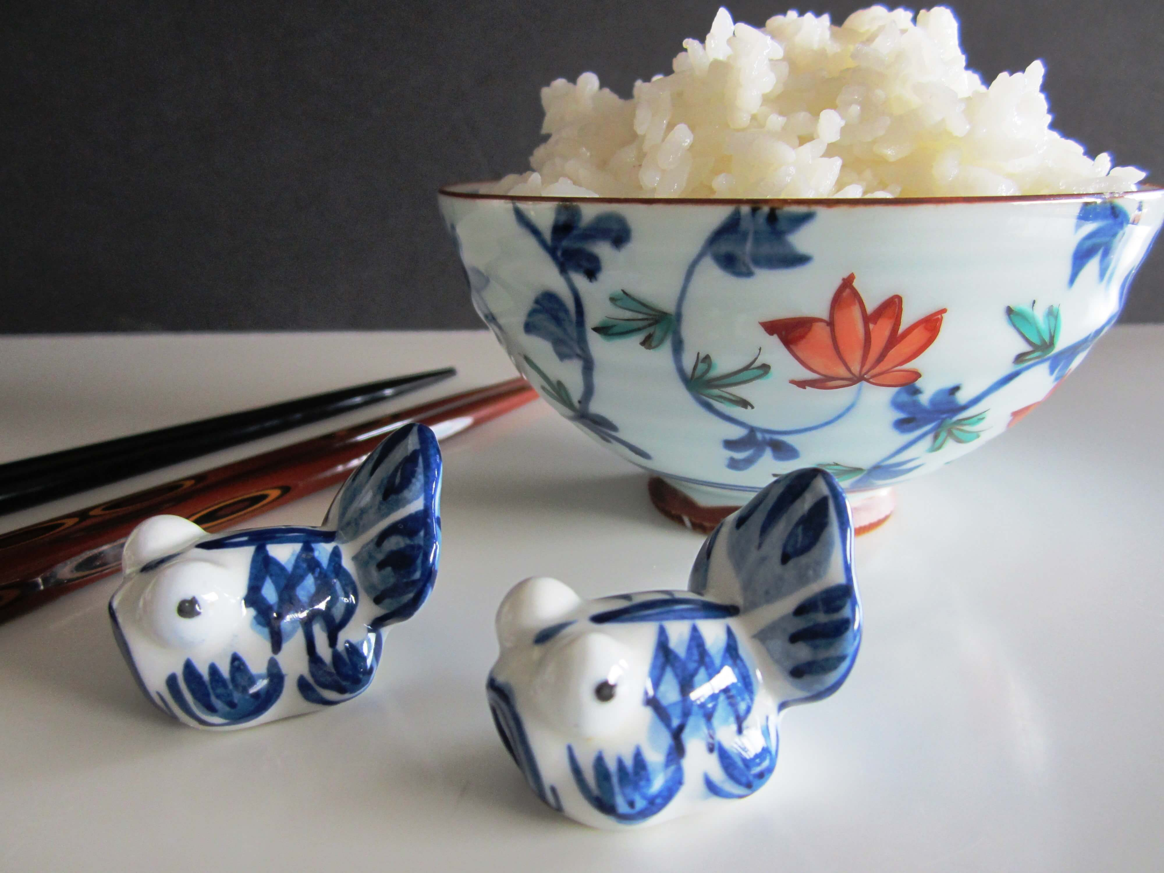 Japanese Rice Fae's Twist & Tango
