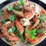 Dungeness Crab Fae's Twist & Tango