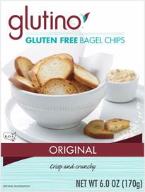 Glutino Bagel-Chips | Fae's Twist & Tango