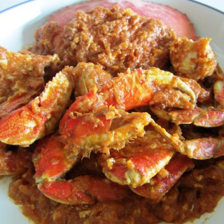 Crab – Singaporean Chilli Crab