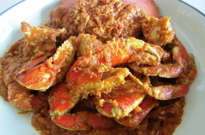 Singaporean Chilli Crab | Fae's Twist & Tango
