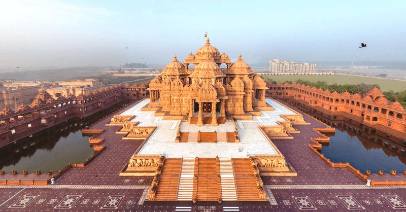 India 3 Akshardham