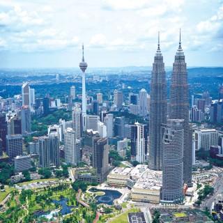 Malaysia,  Kuala Lumpur →  Penang